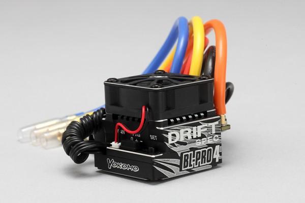 YOKOMO DRIFT SPEC BL-PRO4 Speed Controler (BL-PRO4D)