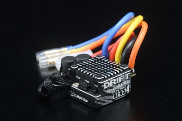 YOKOMO BL-RS4 DRIFT SPEC SPEED CONTROLLER (BL-RS4D)