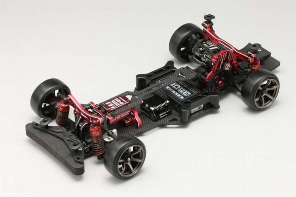 YOKOMO RWD Drift car YD-2SXIII Red version (DP-YD2SX3R)