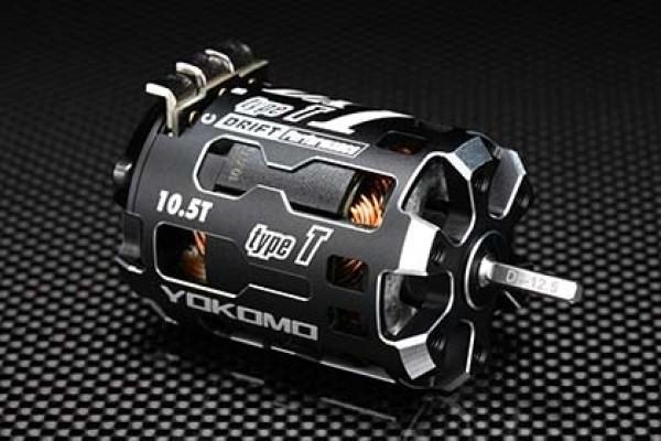 YOKOMO DX1R 10.5T BRUSHLESS MOTOR (RPM-DX105T)