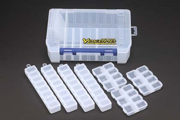 YOKOMO 255×190×60mm Parts Case Set (YC-1134)