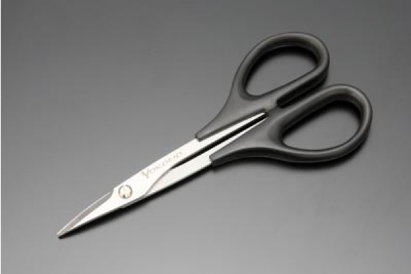 YOKOMO PRO TOOL SERIES Curved Scissors (YT-CS2)