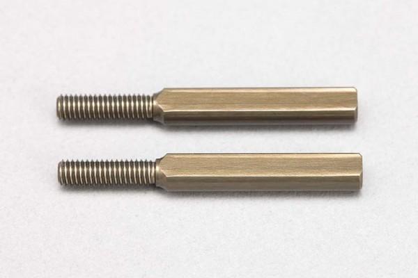 YOKOMO Aluminum 20mm Rod end adaptor for Front upper A arm (D-155-20A)