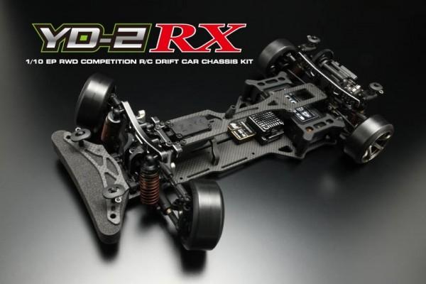 YOKOMO RWD Drift car YD-2RX (DP-YD2RX)