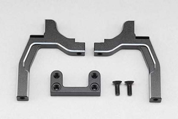 YOKOMO Aluminum front bulk head (Bevel edge) for YD-2 EX (Y2-302B)