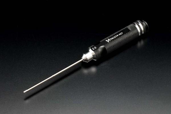 YOKOMO WORKS WRENCH SERIES 2.0mm Hex Wrench (YT-20W)