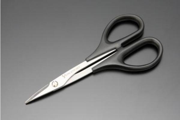 YOKOMO PRO TOOL SERIES Curved Scissors (YT-CS2)