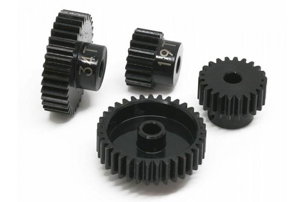 WRAP-UP NEXT Heavy Duty Steel Pinion Gear 19T (48P/FR-D V2.0 OP)(0072-FD)