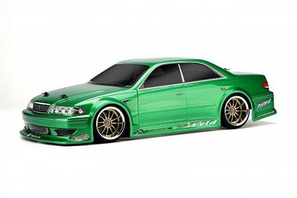 HPI T&E VERTEX RIDGE JZX100 TOYOTA MARK II BODY 200mm (30721)
