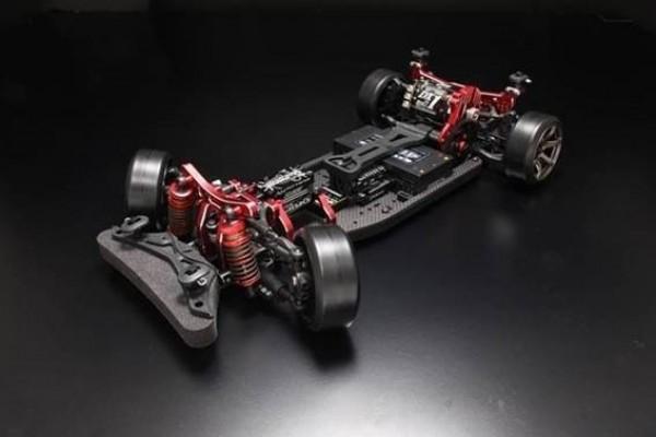 (PREORDER)YOKOMO YD-2SXII Red Limited Chassis kit (DP-YD2SX2R)