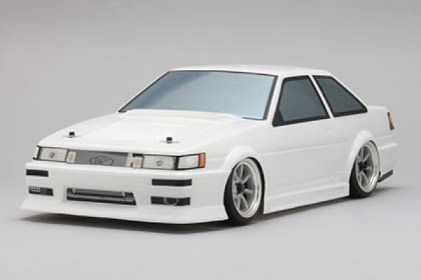 YOKOMO SunRISE / Mercury AE86 Levin Body(SD-SR86B)