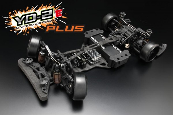 YOKOMO DRIFT PACKAGE YD-2E PLUS KIT (DP-YD2EPLS)