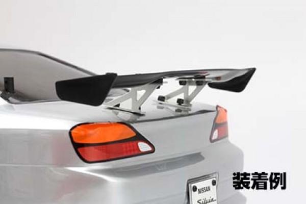 YOKOMO Aluminum wing stay(Silver/Low) for Drift car (D-056L)
