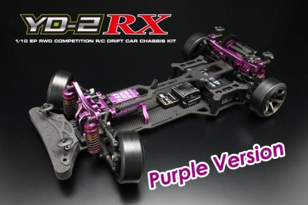 YOKOMO RWD Drift car YD-2RX PURPLE (DP-YD2RXP)
