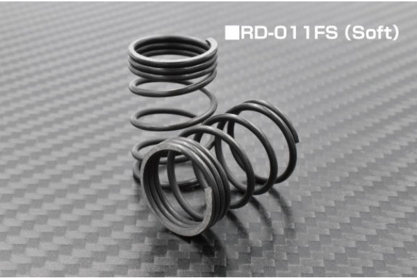 REVE D R-TUNE 2WS FRONT SPRING (SOFT, 2PCS)(RD-011FS)