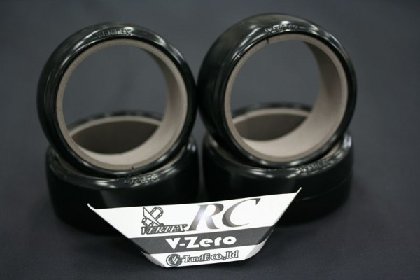 Vertex-RC Drift Racing Tire V-ZERO (V-ZERO)