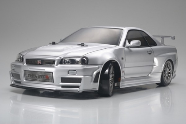 TAMIYA RC BODY SET NISMO R34 GT-R Z TUNE (51246)