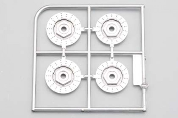 "YOKOMO ""A"" Arm Disk Wheel Hub (SD-011DC3)"