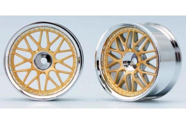 YOKOMO 10 Mesh Wheel Gold (TW-1313GL)