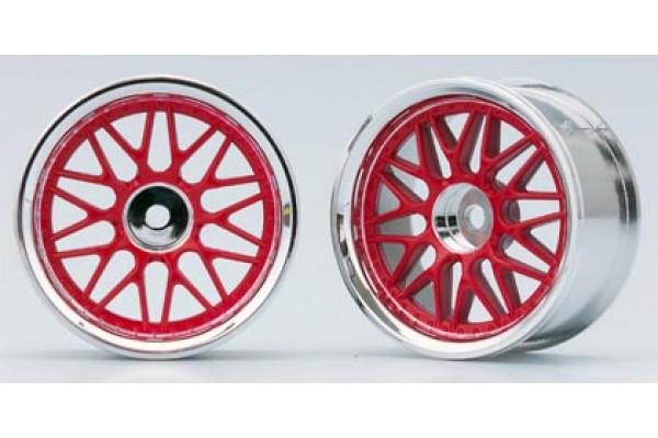 YOKOMO 10 Mesh Wheel RED (TW-1313R)