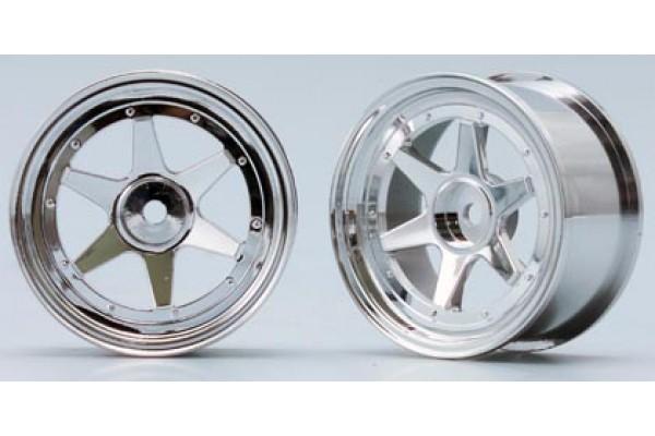 YOKOMO 6 Spoke Wheel (TW-1413N)