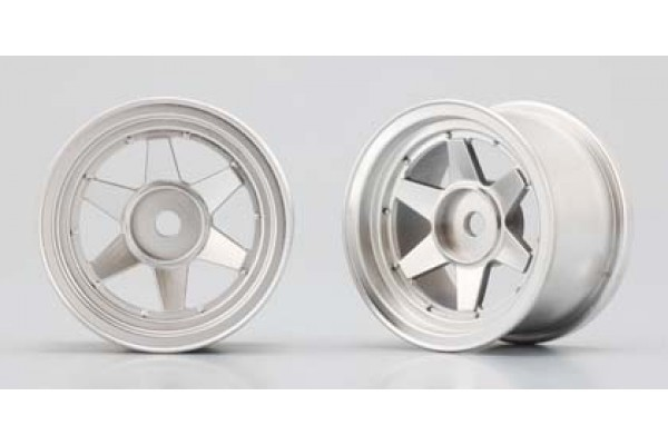 YOKOMO Small Rimm 6 Spoke Wheel for A-Arm(Off-set 4mm) (TW-14S1)