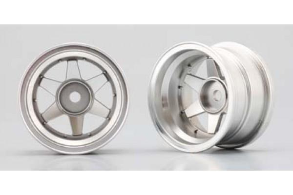 YOKOMO Small Rimm 6 Spoke Wheel for A-Arm(Off-set 12mm) (TW-14S3)