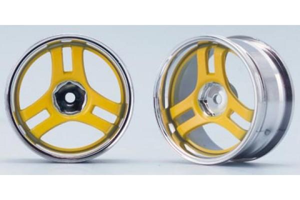 YOKOMO-ADVAN Super Racing Ver.2 YELLOW (TW-1513Y)