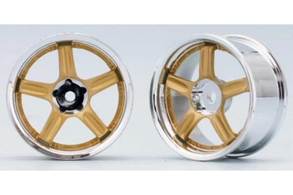 YOKOMO RAYS VOLK RACING GT-C Gold (TW-1813G)