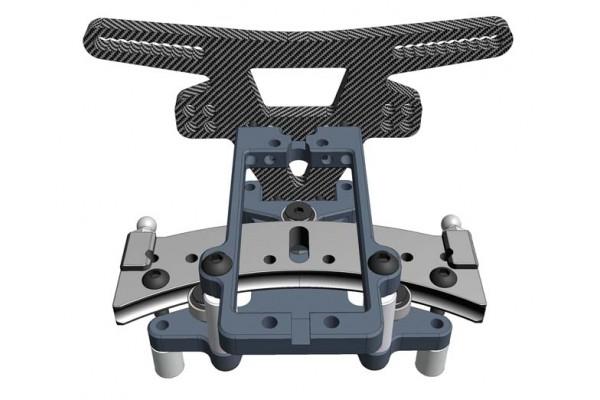 WRAP-UP NEXT VX-DOCK2 Slide steering system (black) (0536-FD)