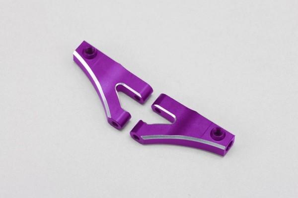YOKOMO Aluminum front upper A arm (Purple anodized) (Y2-P08FUC)