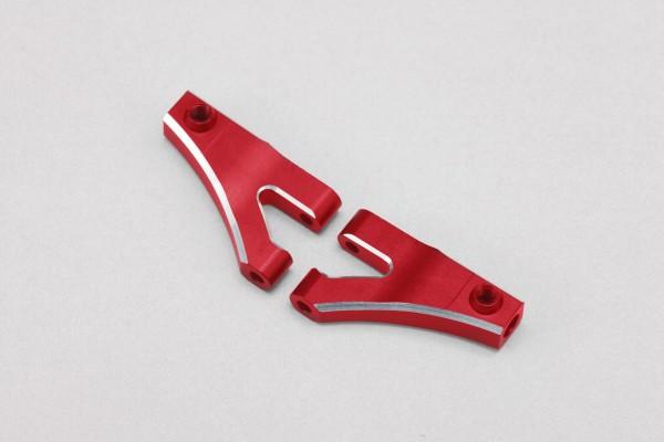YOKOMO Aluminum front upper A arm (Red anodized) (Y2-R08FUC)